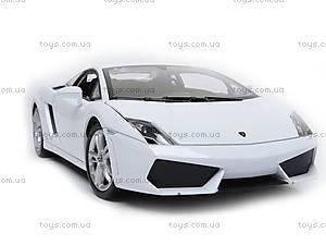 Модель Lamborghini Gallardo, масштаб 1:24, 24005W