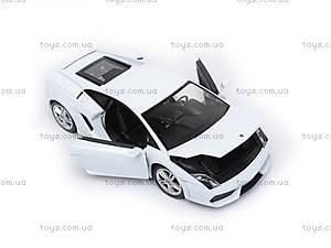 Модель Lamborghini Gallardo, масштаб 1:24, 24005W, купить