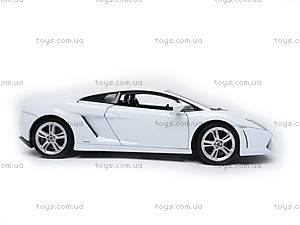 Модель Lamborghini Gallardo, масштаб 1:24, 24005W, фото