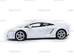 Модель Lamborghini Gallardo, масштаб 1:24, 24005W, отзывы