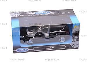 Модель LANCIA DELTA, масштаб 1:24, 22503W, цена