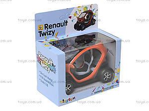 Модель автомобиля Renault Twizy, KT5111W, отзывы