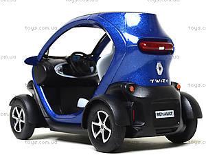 Модель автомобиля Renault Twizy, KT5111W, цена
