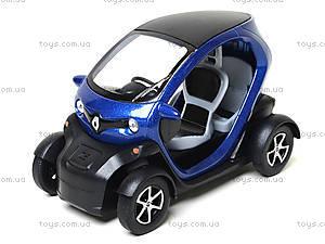 Модель автомобиля Renault Twizy, KT5111W, игрушки