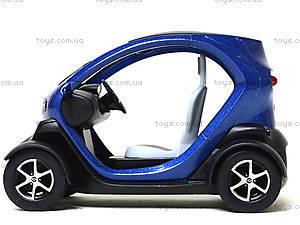 Модель автомобиля Renault Twizy, KT5111W, детские игрушки