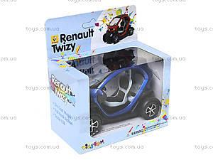 Модель автомобиля Renault Twizy, KT5111W, магазин игрушек