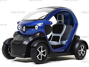 Модель автомобиля Renault Twizy, KT5111W, toys.com.ua