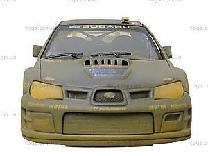 Машина металлическая Subaru Impreza (Muddy), KT5328WY, toys.com.ua