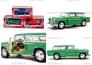 Игрушечная модель автомобиля Chevy Nomad 1955, KT5331FW
