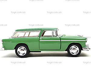 Игрушечная модель автомобиля Chevy Nomad 1955, KT5331FW, отзывы