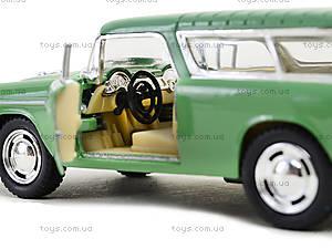 Игрушечная модель автомобиля Chevy Nomad 1955, KT5331FW, цена
