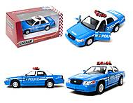 Модель автомобиля Ford Crown Victoria Police, KT5342AW, купить