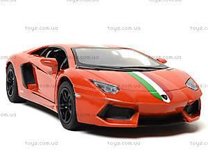 Коллекционная машина Lamborghini Aventador LP -700-4, KT5355FW, купить