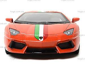 Коллекционная машина Lamborghini Aventador LP -700-4, KT5355FW, фото