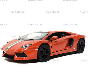 Коллекционная машина Lamborghini Aventador LP -700-4, KT5355FW, отзывы