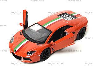 Коллекционная машина Lamborghini Aventador LP -700-4, KT5355FW, цена