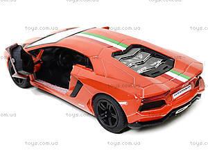 Коллекционная машина Lamborghini Aventador LP -700-4, KT5355FW, toys.com.ua