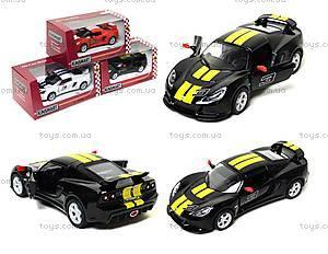 Модель автомобиля Lotus Exige S, KT5361FW