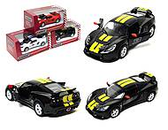 Модель автомобиля Lotus Exige S, KT5361FW, отзывы