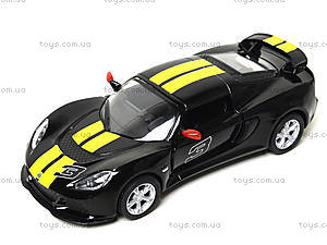 Модель автомобиля Lotus Exige S, KT5361FW, игрушки
