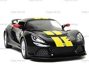 Модель автомобиля Lotus Exige S, KT5361FW, детские игрушки
