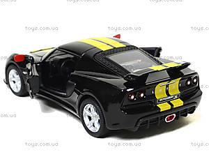 Модель автомобиля Lotus Exige S, KT5361FW, toys.com.ua