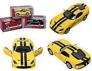 Модель машины Dodge SRT Viper GTS (2013), KT5363FW, отзывы