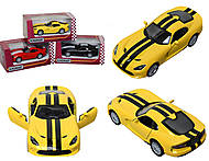 Модель машины Dodge SRT Viper GTS (2013), KT5363FW, фото