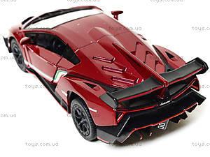Металлическая модель Lamborghini Veneno, KT5367W, отзывы