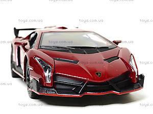 Металлическая модель Lamborghini Veneno, KT5367W, магазин игрушек