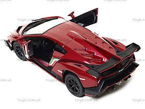 Металлическая модель Lamborghini Veneno, KT5367W, toys.com.ua