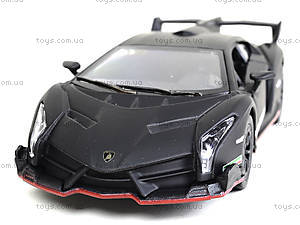 Коллекционная модель Lamborghini Matte, KT5370W, фото