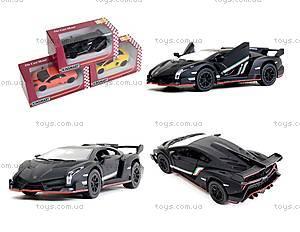 Коллекционная модель Lamborghini Matte, KT5370W, отзывы