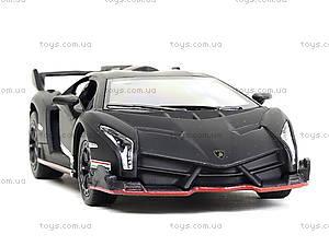 Коллекционная модель Lamborghini Matte, KT5370W, детские игрушки