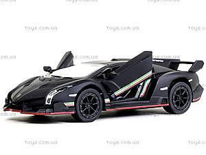 Коллекционная модель Lamborghini Matte, KT5370W, toys.com.ua