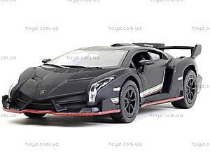 Коллекционная модель Lamborghini Matte, KT5370W, toys