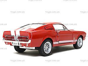 Модель автомобиля Shelby GT-500, KT5372W, цена