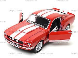 Модель автомобиля Shelby GT-500, KT5372W, игрушки