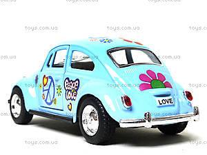 Коллекционная модель Volkswagen Classical Beetle 1967, KT5375FW, купить