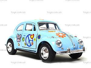 Коллекционная модель Volkswagen Classical Beetle 1967, KT5375FW, фото