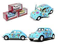 Коллекционная модель Volkswagen Classical Beetle 1967, KT5375FW, отзывы