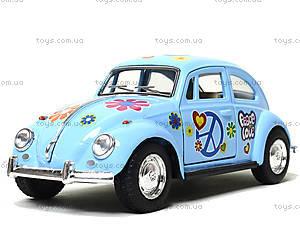 Коллекционная модель Volkswagen Classical Beetle 1967, KT5375FW, игрушки