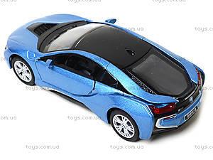 Коллекционная машина BMW I8, KT5379W, отзывы