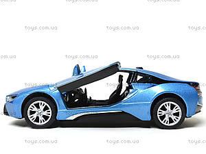 Коллекционная машина BMW I8, KT5379W, цена