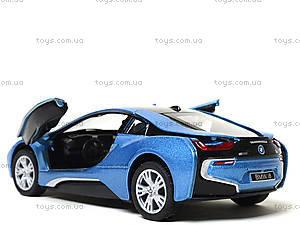 Коллекционная машина BMW I8, KT5379W, магазин игрушек