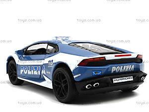 Металлическая модель Lamborghini Huracan LP610, KT5382WP, купить