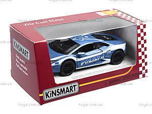 Металлическая модель Lamborghini Huracan LP610, KT5382WP, отзывы