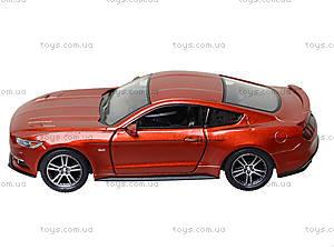 Инерционная модель автомобиля Ford Mustang GT (2015), KT5386W, фото