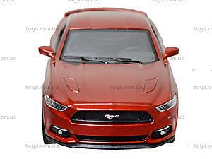 Инерционная модель автомобиля Ford Mustang GT (2015), KT5386W, магазин игрушек