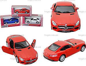 Коллекционная машинка Mercedes-AMG GT, KT5388W
